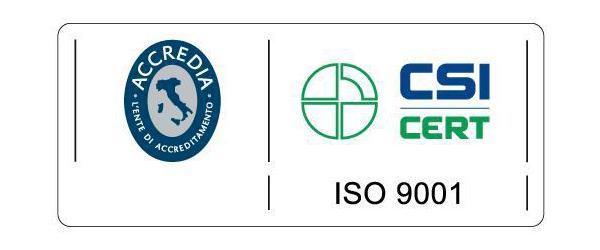 CSI cert ISO