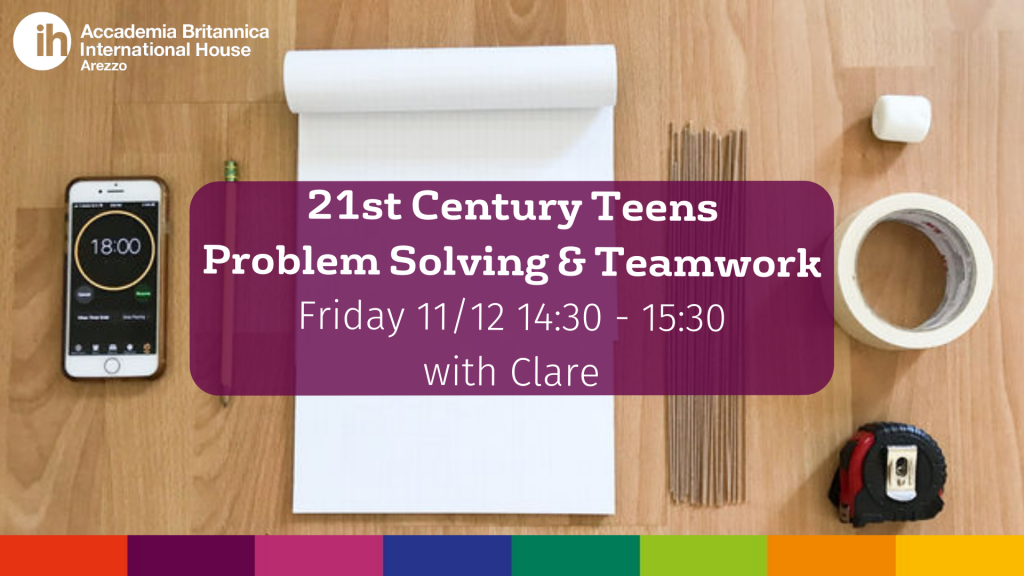 21st Century Teens 11.12.20 | Accademia Britannica IH Arezzo