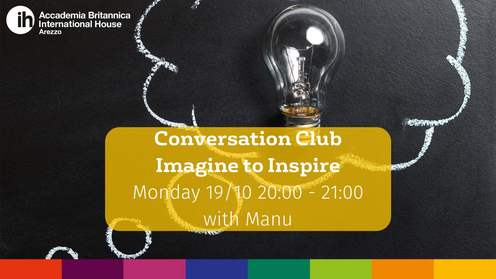 Conversation Club 19.10.20 | Accademia Britannica IH Arezzo