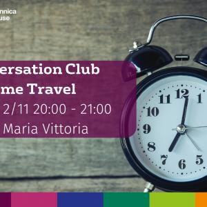 Conversation Club 2.11.20 | Accademia Britannica IH Arezzo