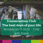 Conversation Club 30.11.20 | Accademia Britannica IH Arezzo