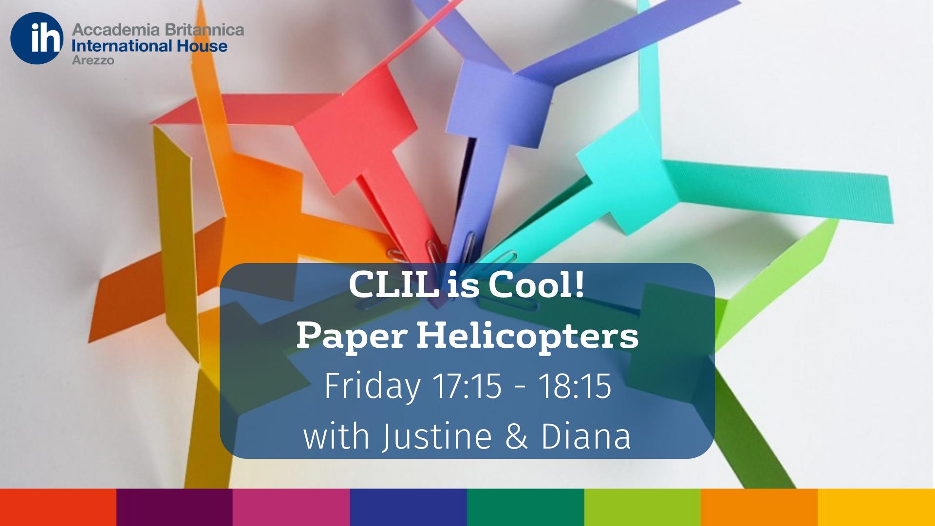 CLIL is Cool! 6.11.20 | Accademia Britannica IH Arezzo