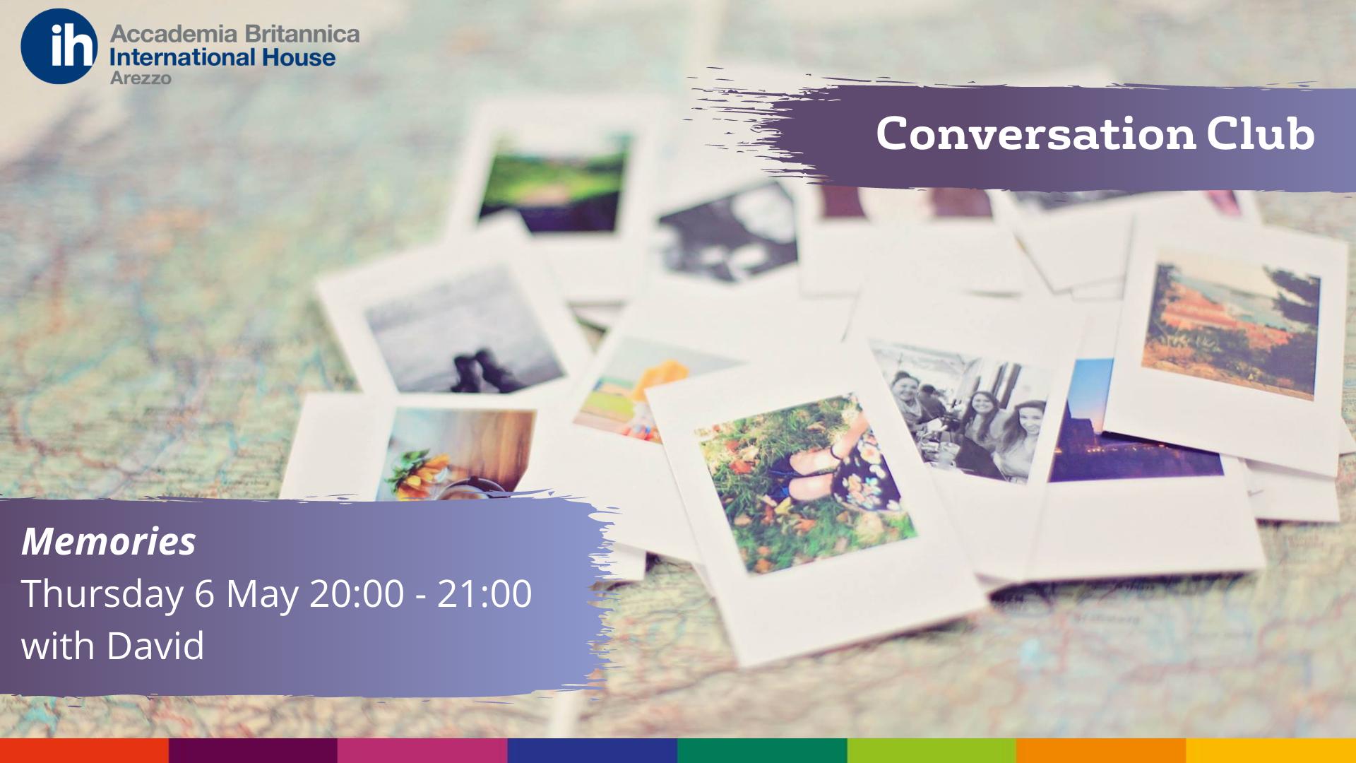Conversation Club 6.5.21