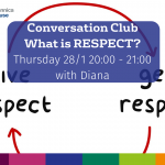 Conversation Club 28.1.21