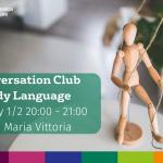 Conversation Club 1.2.21