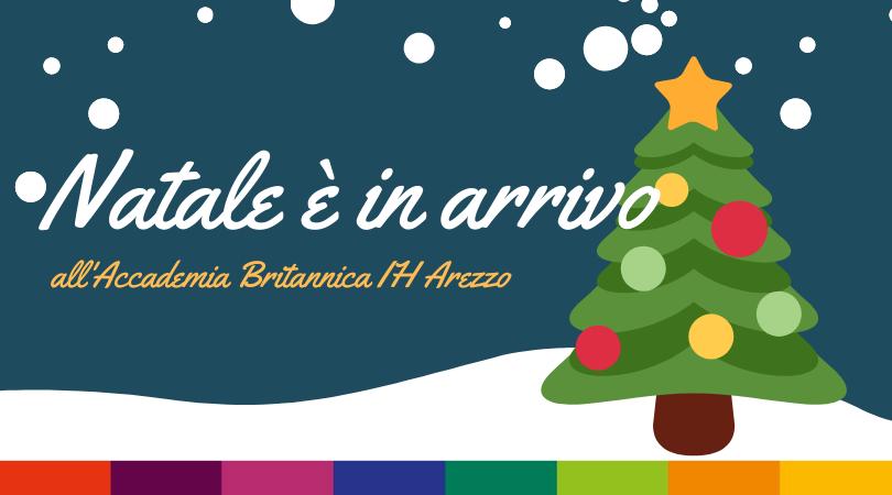 Natale 2020 | Accademia Britannica IH Arezzo
