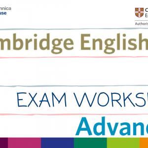 C1 Advanced Exam Workshop