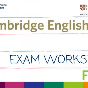 B2 First Exam Workshop
