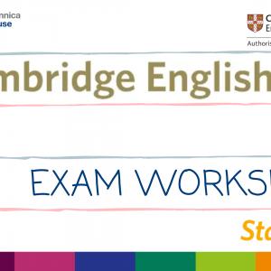 Pre-A1 Starters Exam Workshop