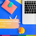 Summer Conversation Club 2021