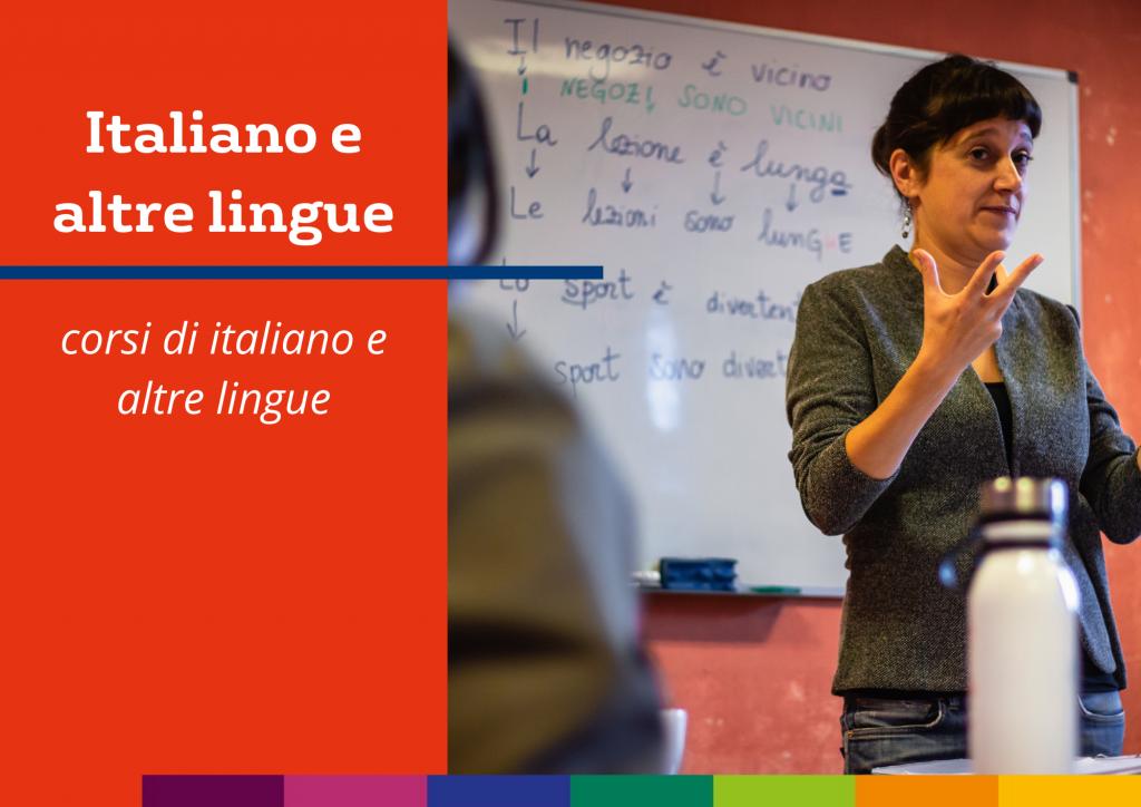 Altre Lingue - Corsi di Italiano e altre lingue