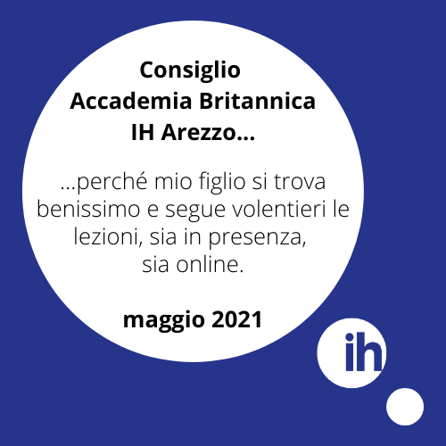 Consiglio AB IH Arezzo perché...