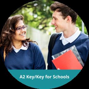 A2 Key/Key for Schools