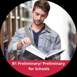 B1 Preliminary/Preliminary for Schools