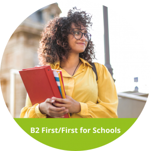 B2 First/First for Schools