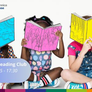 Reading Club prova 8.10.21