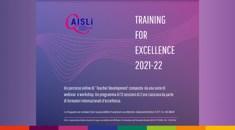 AISLi Training for Excellence